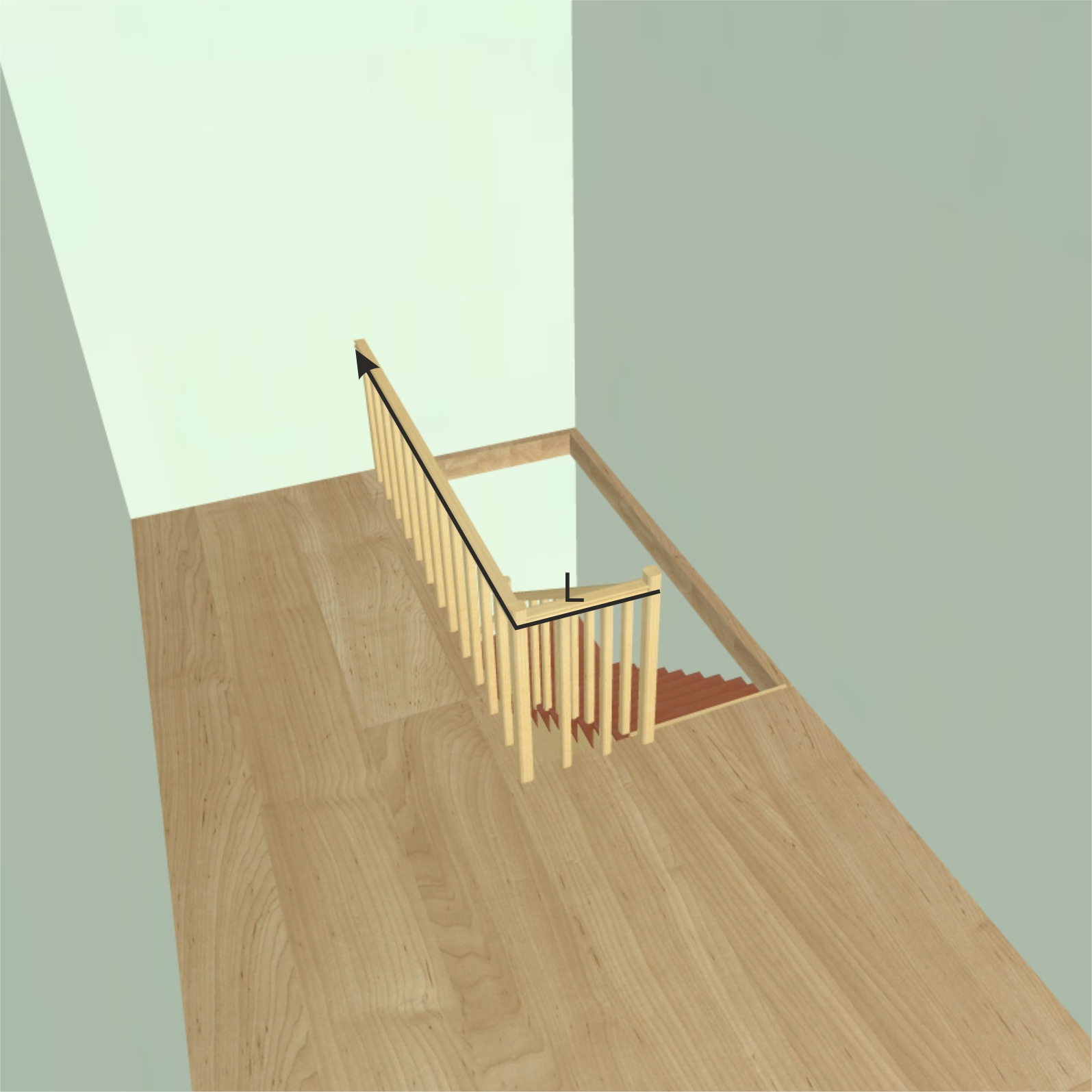 renovation escalier bois youtube. Black Bedroom Furniture Sets. Home Design Ideas